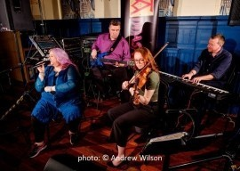 Annasach Ceilidh Band - Barn Dance / Ceilidh Band - Edinburgh, Scotland