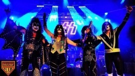 KISSED ALIVE-A Tribute To KISS! - Other Tribute Act - San Diego, California
