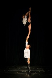 Duo Attraction - Acrobalance / Adagio / Hand to Hand Act - Ukraine, Ukraine