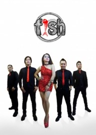 Toyo FISHBONES band - Function / Party Band - Jakarta, Indonesia
