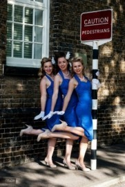 The Femmes - Vocal Trio - London