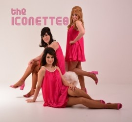 The Iconettes - 60s Tribute Band - Belfast, Northern Ireland