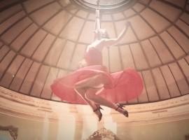 Elena Brocade - Aerialist / Acrobat - Los Angeles, California