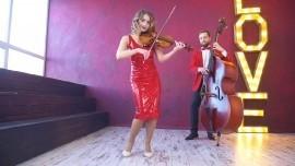 Big and Small Duo - String Duo - Kyiv, Ukraine