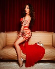 Baheyya El-Ghazal / Luxora Dance Company - Belly Dancer - Los Angeles, California