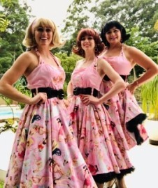 Doo Wop Dolls - Multiple Tribute Act - Sunshine Coast, Queensland