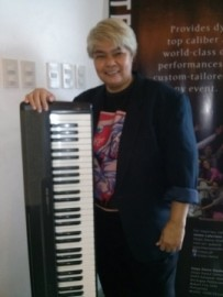chaps - Pianist / Keyboardist - Philippines
