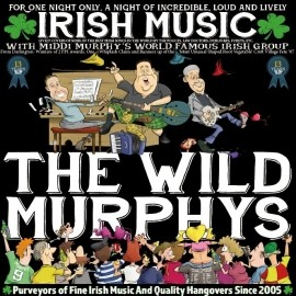 The Wild Murphys - Irish Band - Darlington, North of England