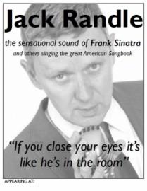 JACK RANDLE - Male Singer - Milton Keynes, South East