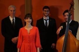 Christina's world quartet - Jazz Band - Athens, Greece