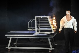 Lord Nobody - Stage Illusionist - Italy, Italy