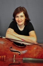 svetlana tovstukha - Cellist - Barcelona, Spain