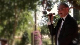John Chapman - Male Singer - Seville, Spain