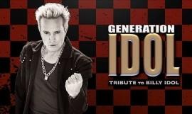 Generation Idol The Billy Idol Tribute - 80s Tribute Band - USA, California