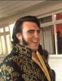 One Knight with you - Elvis Impersonator - Addlestone, South East