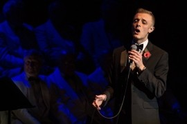 Stephen Davies - Male Singer - London