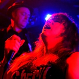 Cheryl Scott - Female Singer - Kilmarnock, Scotland