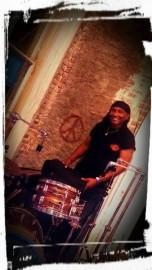 Lewis on Drums - Drummer - Houston, Texas