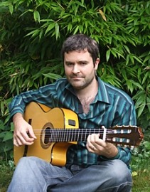 Mark Barnwell - Classical / Spanish Guitarist - South West