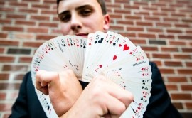 Giancarlo Magic - Cabaret Magician - Middlesex County, New Jersey