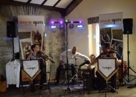 DANCIN DIGITS CEILIDH BAND - Wedding Band - Newtown Crommelin, Northern Ireland