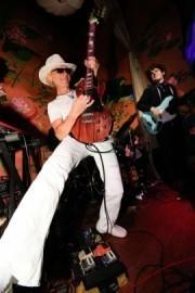Iggi White - Electric Guitarist - Taraz, China
