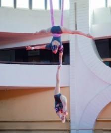 Famele Acrobatic duo  - Aerialist / Acrobat - Dnepr, Ukraine