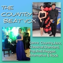 THE COUNTRY BEAT VOX - Duo - Manila, Philippines