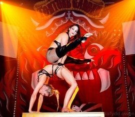 Circus Girl - Aerialist / Acrobat - Greenwich, London