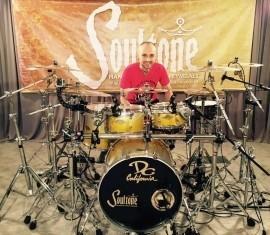 Paulino - Drummer - France, France