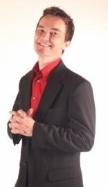DAVID SANDY - Comedy Cabaret Magician - Kansas City, Missouri