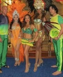 latin brazilian shows and bands - Brazilian Band - dubai, United Arab Emirates