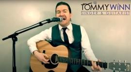 Tommy Winn Singer & Guitarist - Male Singer - Norwich, East of England