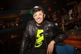 Luke Thayer - Clean Stand Up Comedian - Brooklyn, New York