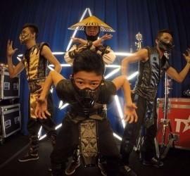 ATAI Show - Other Dance Performer - Bishkek, Kyrgyzstan