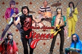 Mick Adams and The Stones®, Rolling Stones show - The Rolling Stones Tribute Band - Orange, California