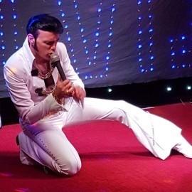 Darren H Presley  - Elvis Impersonator - Dorchester, South West