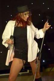 Debbie Haze - (Debbie Hazeltine)  - Female Singer - Kent, South East