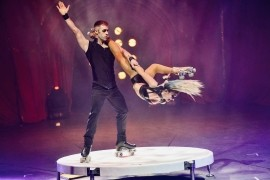 Duo Eclipse - Circus Performer - Manchester, North West England