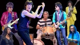 Mick Adams and The Stones® - The Rolling Stones Tribute Band - Orange, California