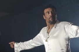 Hamilton Browne as Lionel Richie - Michael Buble Tribute Act - Liverpool, North West England