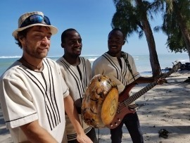 Darly - African Band - south Africa, Mauritius
