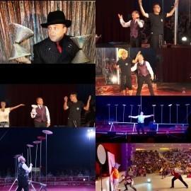 Giovanni Comedy Show   - Diabolo - Fort Myers Beach, Florida