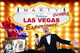 Marty Clarke's Las Vegas Experience - Song & Dance Act - Lincolnshire, East Midlands