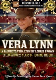 A Salute to Vera Lynn - Vera Lynn Tribute Act - Sheffield, North of England