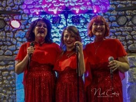 The Candies Trio - Female Singer - Dordogne, France