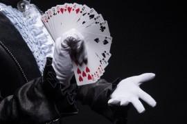 Close up magician  - Close-up Magician - INDIA, India
