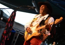 Experience Myke ( A Psychedelic Tribute to Jimi Hendrix) - 60s Tribute Band - Corona, California