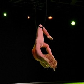 Amy Michelle Rochford - Aerialist / Acrobat - Manchester, North of England