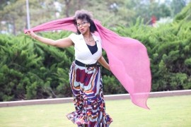 Ebony Makeda - Female Singer - USA, Texas